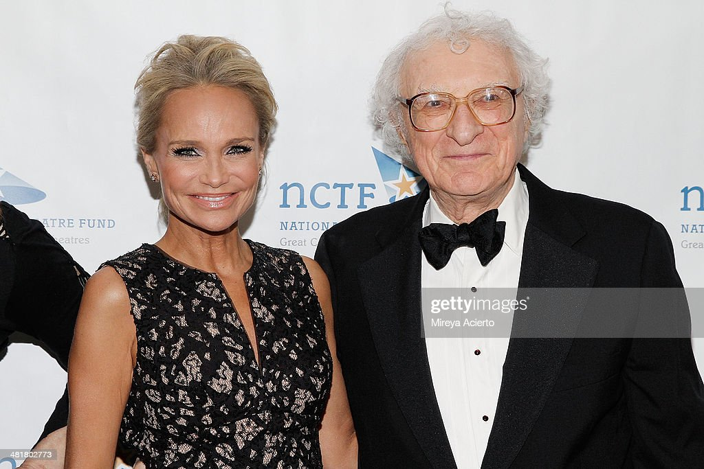 Actress <a gi-track='captionPersonalityLinkClicked' href=/galleries/search?phrase=Kristin+Chenoweth&family=editorial&specificpeople=207096 ng-click='$event.stopPropagation()'>Kristin Chenoweth</a> and lyricist Sheldon Harnick attend the 2014 National Corporate Theatre Fund Chairman's Awards Gala at The Pierre Hotel on March 31, 2014 in New York City.