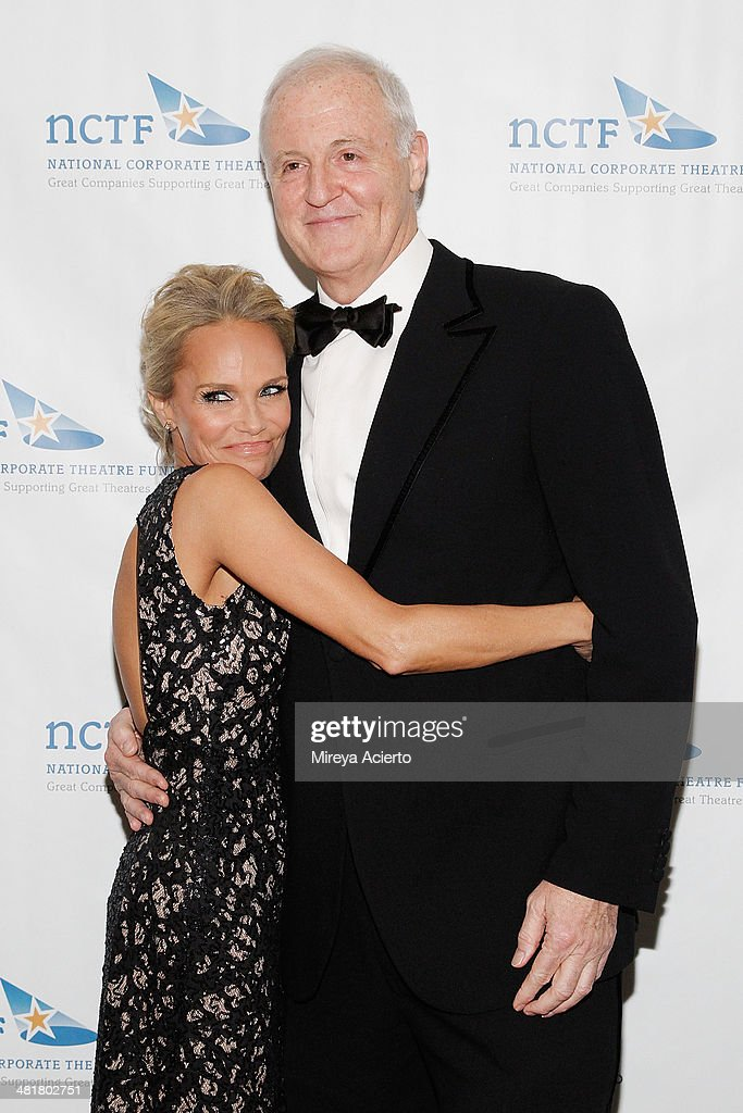 Actress <a gi-track='captionPersonalityLinkClicked' href=/galleries/search?phrase=Kristin+Chenoweth&family=editorial&specificpeople=207096 ng-click='$event.stopPropagation()'>Kristin Chenoweth</a> and writer <a gi-track='captionPersonalityLinkClicked' href=/galleries/search?phrase=Robert+Harling&family=editorial&specificpeople=2499223 ng-click='$event.stopPropagation()'>Robert Harling</a> attend the 2014 National Corporate Theatre Fund Chairman's Awards Gala at The Pierre Hotel on March 31, 2014 in New York City.