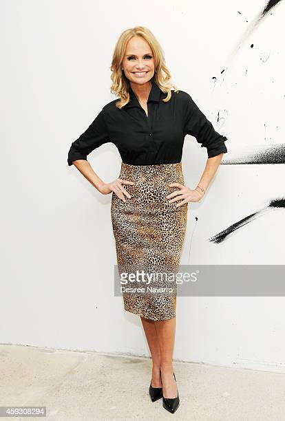 Actress Kristin Chenoweth attends AOL's BUILD Speaker Series Presents Kristin Chenoweth at AOL Studios In New York on November 20 2014 in New York...