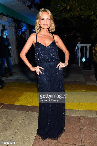 Actress Kristin Chenoweth attends Logo TV's 2014 NewNowNext Awards at the Kimpton Surfcomber Hotel on December 2 2014 in Miami Beach Florida