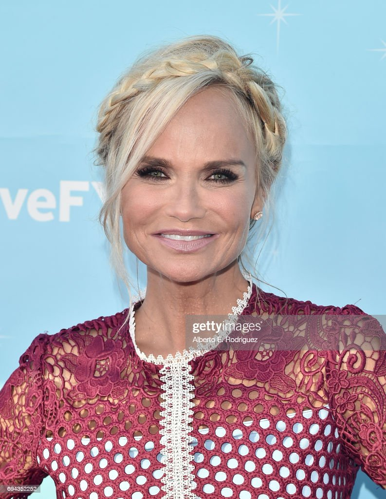 Actress Kristin Chenoweth attends NBC's 'Hairspray Live!' FYC Event at the Saban Media Center on June 9, 2017 in North Hollywood, California.