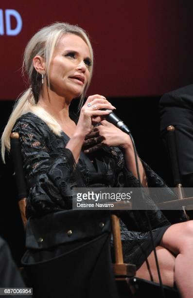 Actress Kristin Chenoweth attends SAGAFTRA Foundation Conversations 'Hairspray Live' at SAGAFTRA Foundation Robin Williams Center on May 22 2017 in...