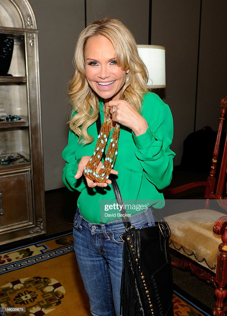 Actress Kristin Chenoweth attends the Backstage Creations Celebrity Retreat at 2012 American Country Awards at the Mandalay Bay Events Center on December 9, 2012 in Las Vegas, Nevada.