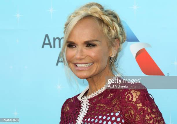 Actress Kristin Chenoweth attends the 'Hairspray Live' FYC event at The Saban Media Center on June 9 2017 in North Hollywood California