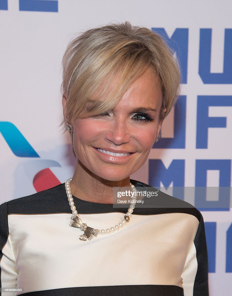 Actress <a gi-track='captionPersonalityLinkClicked' href=/galleries/search?phrase=Kristin+Chenoweth&family=editorial&specificpeople=207096 ng-click='$event.stopPropagation()'>Kristin Chenoweth</a> attends the Museum Of The Moving Image 28th Annual Salute Honoring Kevin Spacey on April 9, 2014 in New York City.