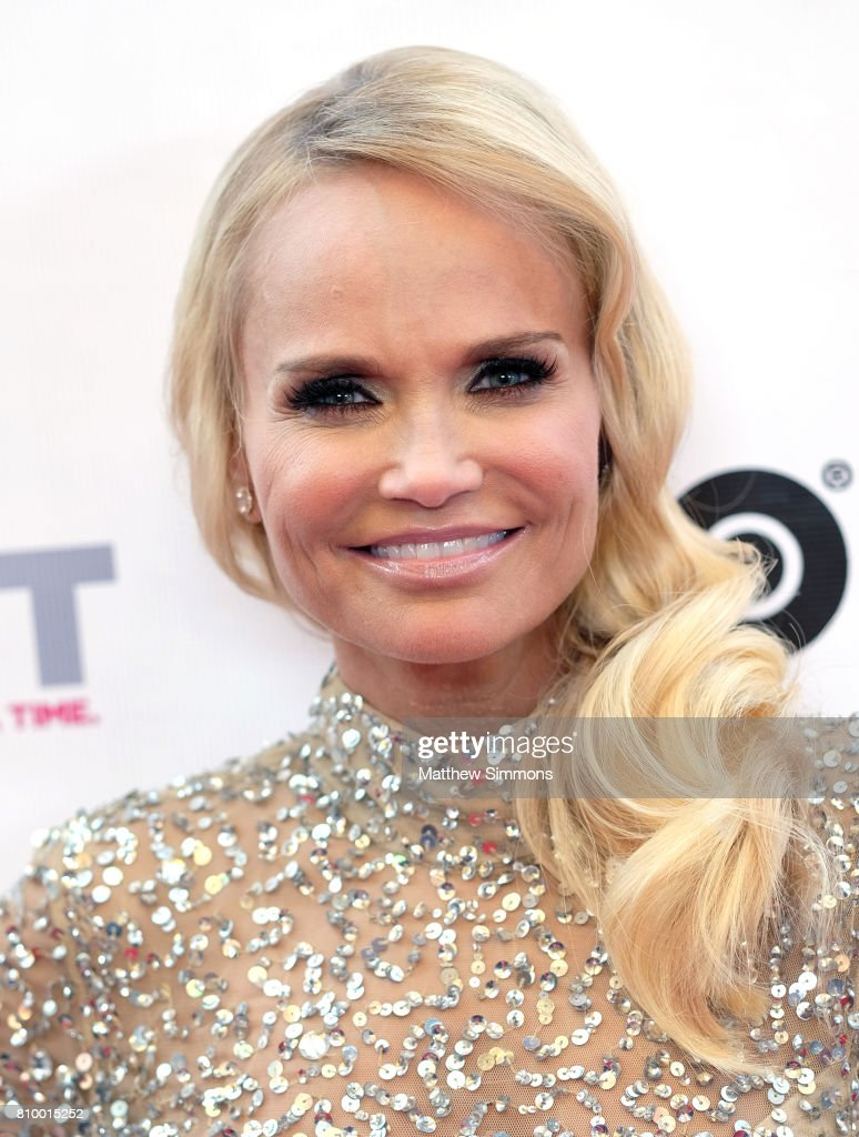 Actress Kristin Chenoweth attends the opening night gala of 'God's Own Country' at the 2017 Outfest Los Angeles LGBT Film Festival at Orpheum Theatre on July 6, 2017 in Los Angeles, California.