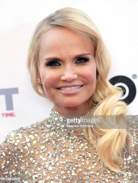 Actress Kristin Chenoweth attends the opening night gala of 'God's Own Country' at the 2017 Outfest Los Angeles LGBT Film Festival at Orpheum Theatre...