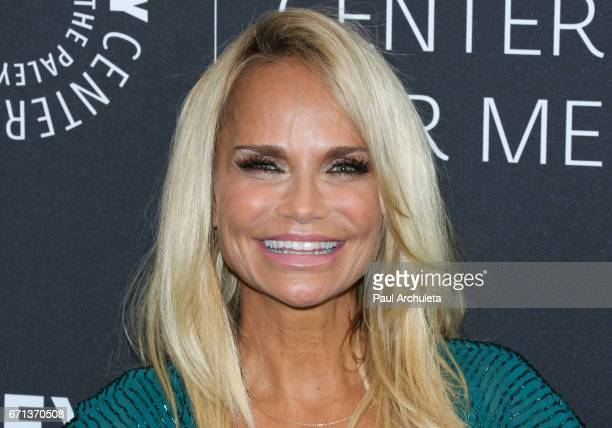 Actress Kristin Chenoweth attends the press preview of 'You Can't Stop The Beat The Art And Artistry Of Hairspray Live' at The Paley Center for Media...