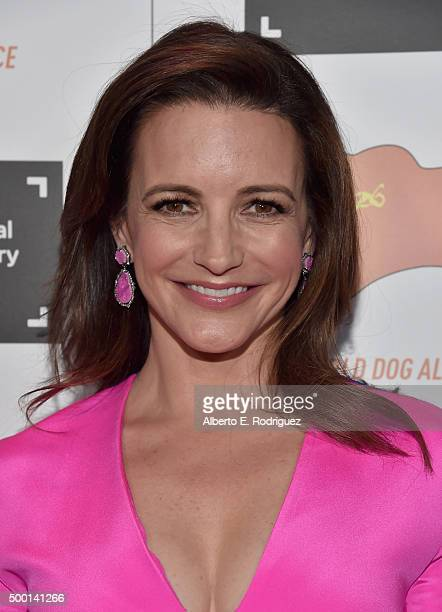Actress Kristin Davis attends the 2015 IDA Documentary Awards at Paramount Studios on December 5 2015 in Hollywood California