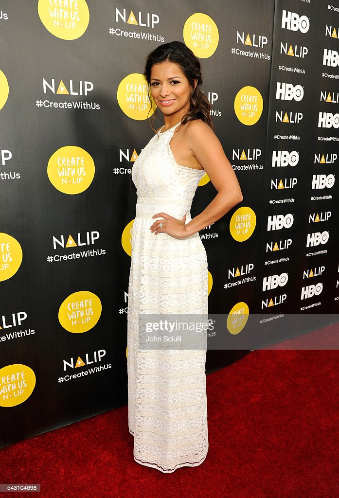 Actress Kristina Guerrero attends the NALIP 2016 Latino Media Awards at Dolby Theatre on June 25, 2016 in Hollywood, California.