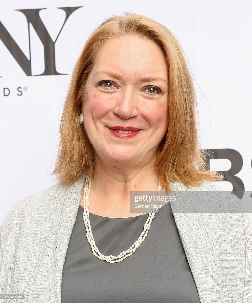 Actress Kristine Nielsen attends the 2013 Tony Awards Eve Cocktail Party at Luggo Caffe on June 8 2013 in New York City