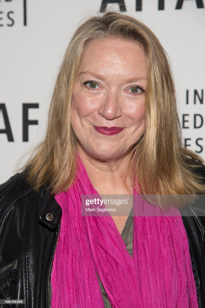 Actress Kristine Nielsen attends the 'Lobby Hero' Photo Call at Studio 54 on November 9 2015 in New York City