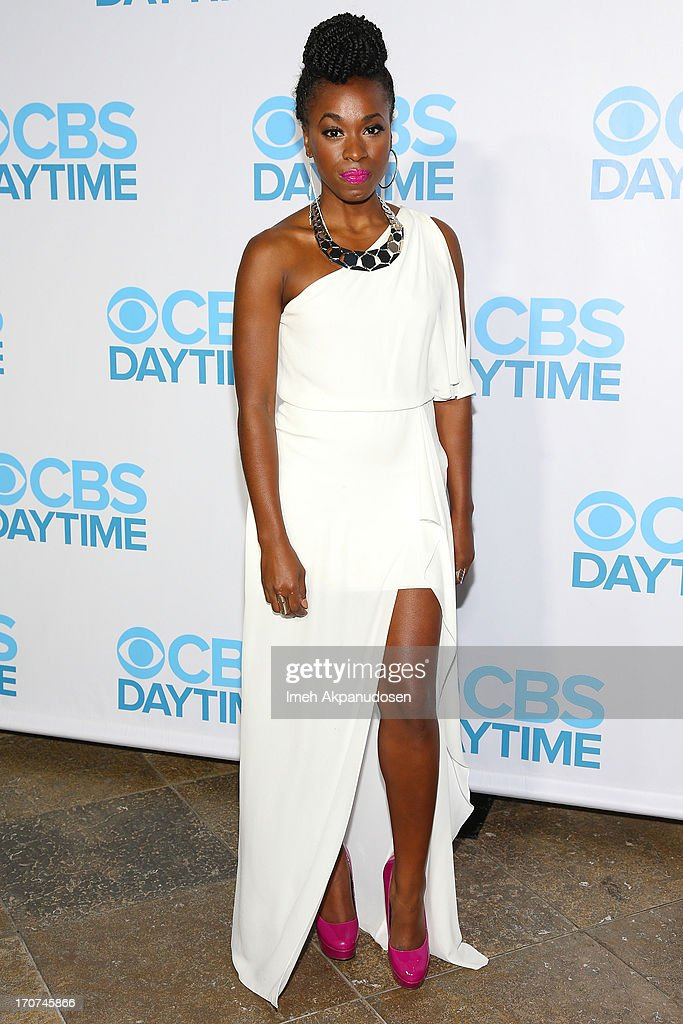 Actress Kristolyn Lloyd attends The 40th Annual Daytime Emmy Awards After Party at The Beverly Hilton Hotel on June 16, 2013 in Beverly Hills, California.