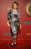 Actress Kristy Swanson arrives at the QVC 5th Annual Red Carpet Style event at The Four Seasons Hotel on February 28 2014 in Beverly Hills California