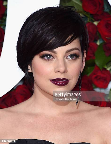 Actress Krysta Rodriguez attends the 70th Annual Tony Awards at The Beacon Theatre on June 12 2016 in New York City