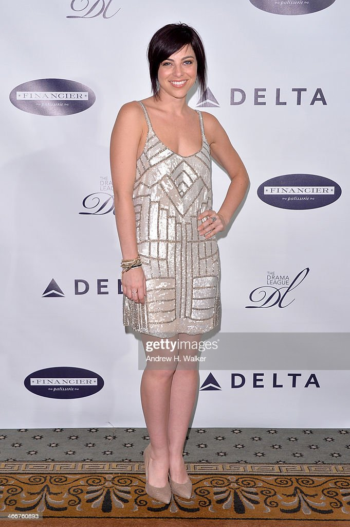 Actress Krysta Rodriguez attends The Drama League's 30th Annual Musical Celebration of Broadway honoring Neil Patrick Harris at The Pierre Hotel on February 3, 2014 in New York City.