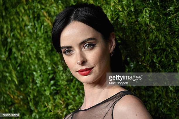 Actress Krysten Ritter attends The 75th Annual Peabody Awards Ceremony at Cipriani Wall Street on May 20 2016 in New York City