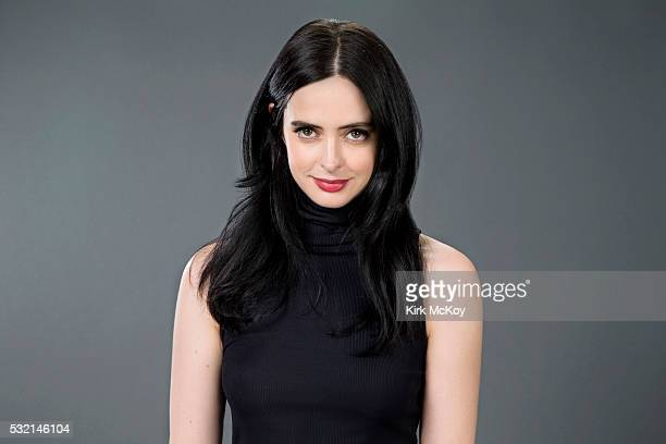 Actress Krysten Ritter is photographed for Los Angeles Times on May 3 2016 in Los Angeles California PUBLISHED IMAGE CREDIT MUST READ Kirk McKoy/Los...