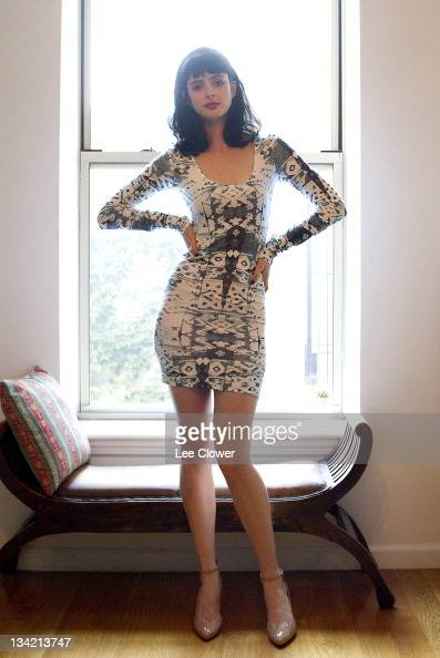 Actress Krysten Ritter is photographed for the New York Times on August 2 in New York City