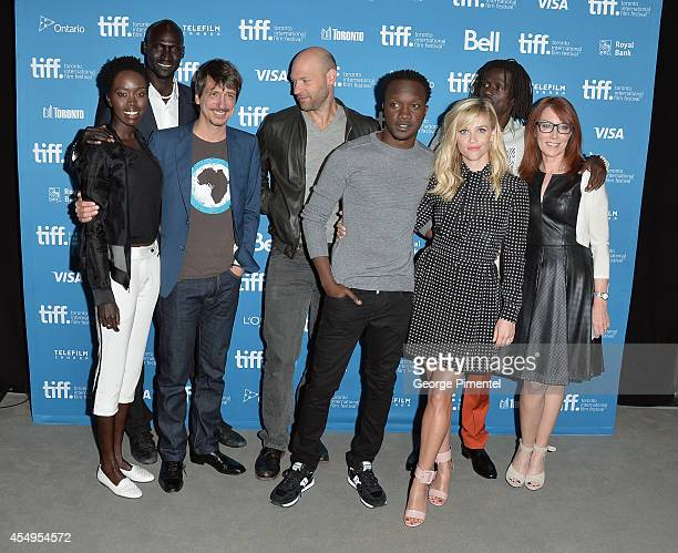R Actress Kuoth Wiel actor Ger Duany director Philippe Falardeau actor Corey Stoll actor Arnold Oceng actress Reese Witherspoon actor Emmanuel Jal...