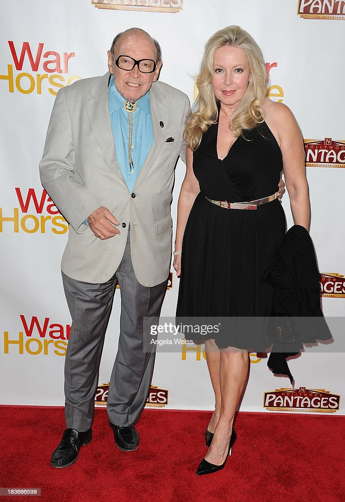 Actress Kym Karath arrrives at the opening night for 'War Horse' at the Pantages Theatre on October 8, 2013 in Hollywood, California.