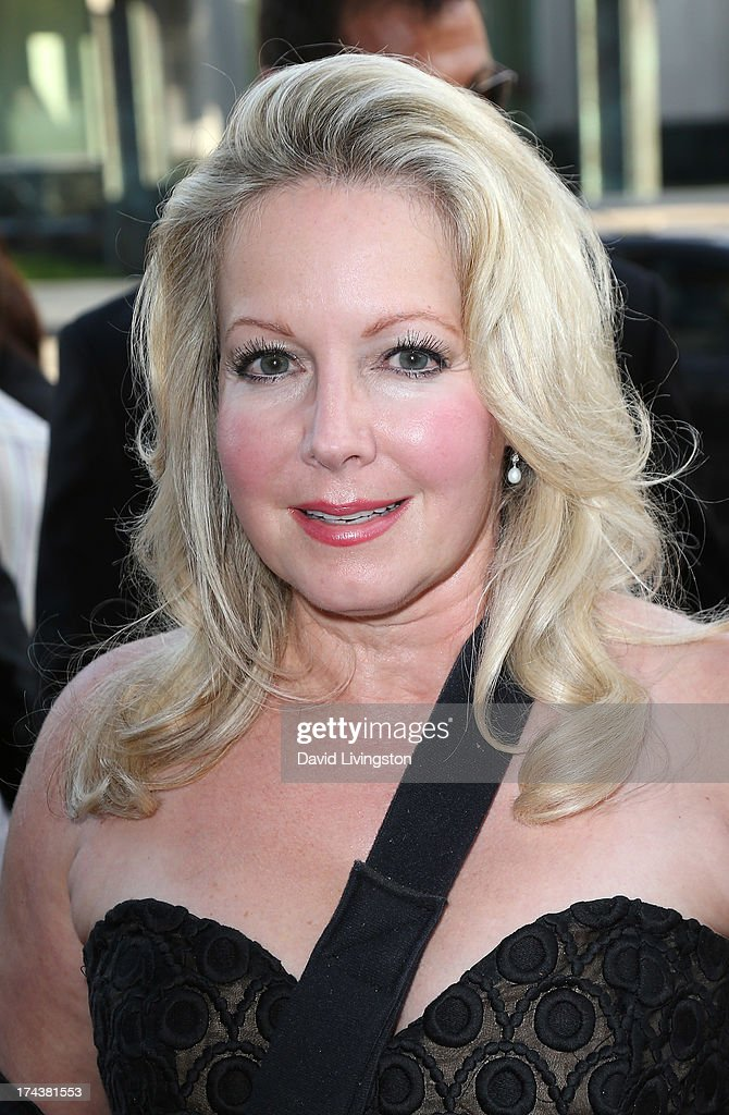 Actress Kym Karath attends the premiere of 'Blue Jasmine' hosted by the AFI & Sony Picture Classics at the AMPAS Samuel Goldwyn Theater on July 24, 2013 in Beverly Hills, California.
