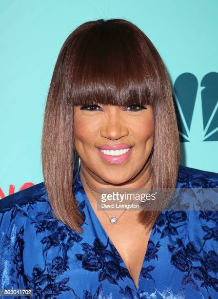 Actress Kym Whitley attends the 12th Annual NBCUniversal Short Film Festival finale screening at the Directors Guild of America on October 18 2017 in...