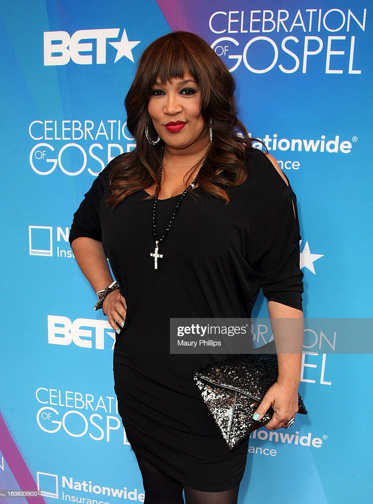 Actress Kym Whitley attends the BET Celebration of Gospel 2013 at Orpheum Theatre on March 16, 2013 in Los Angeles, California.