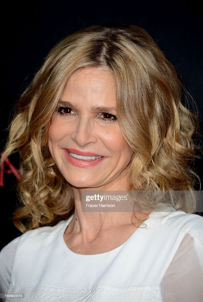 Actress Kyra Sedgwick arrives at the Premiere of Lionsgate Films' 'The Possession' at ArcLight Cinemas on August 28, 2012 in Hollywood, California.