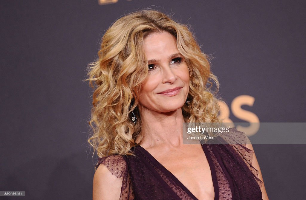 Actress Kyra Sedgwick attends the 69th annual Primetime Emmy Awards at Microsoft Theater on September 17, 2017 in Los Angeles, California.