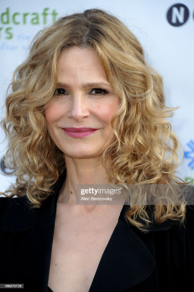 Actress Kyra Sedgwick attends the Woodcraft Rangers 90th Anniversary Gala hosted by Kyra Sedgwick at LA Plaza de Cultura y Artes on May 8, 2013 in Los Angeles, California.