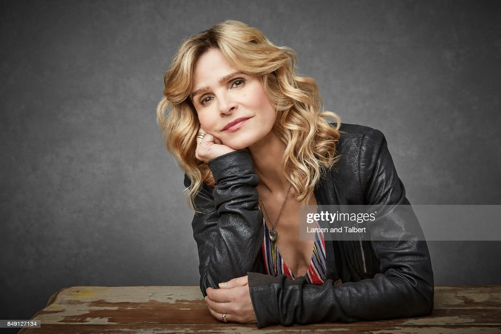 Actress Kyra Sedgwick is photographed for Entertainment Weekly Magazine on June 10, 2017 in Austin, Texas.