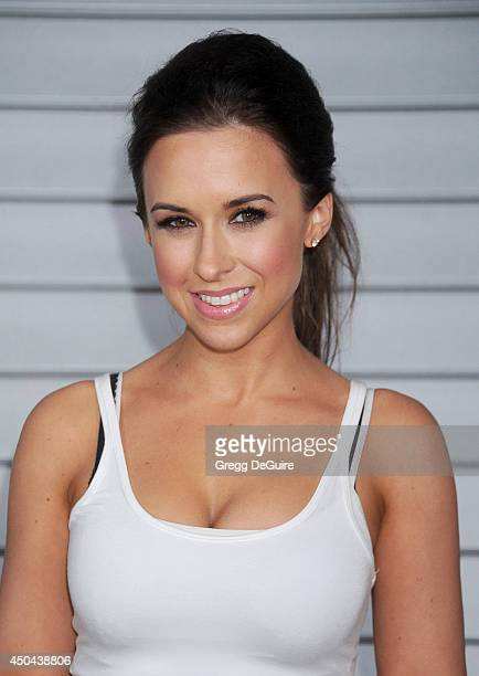 Actress Lacey Chabert arrives at the MAXIM Hot 100 celebration event at Pacific Design Center on June 10 2014 in West Hollywood California