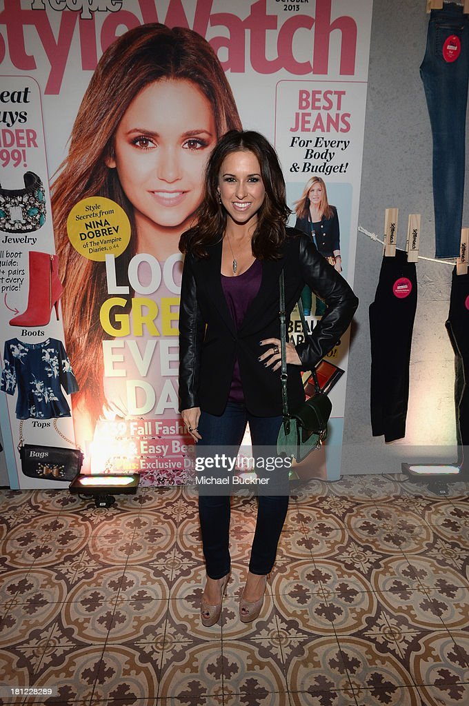 Actress <a gi-track='captionPersonalityLinkClicked' href=/galleries/search?phrase=Lacey+Chabert&family=editorial&specificpeople=203153 ng-click='$event.stopPropagation()'>Lacey Chabert</a> attends People StyleWatch Denim Awards presented by GILT at Palihouse on September 19, 2013 in West Hollywood, California.