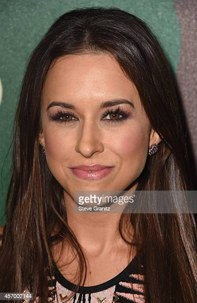 Actress Lacey Chabert attends the 2014 Variety Power of Women presented by Lifetime at Beverly Wilshire Four Seasons on October 10 2014 in Los...