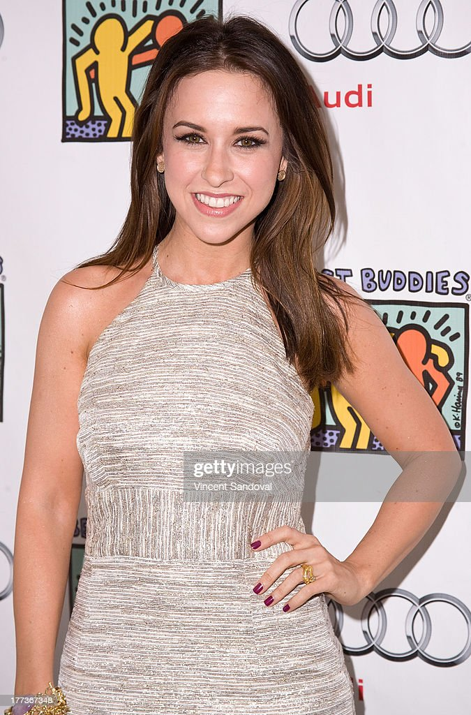 Actress Lacey Chabert attends the Best Buddies poker event at Audi Beverly Hills on August 22, 2013 in Beverly Hills, California.