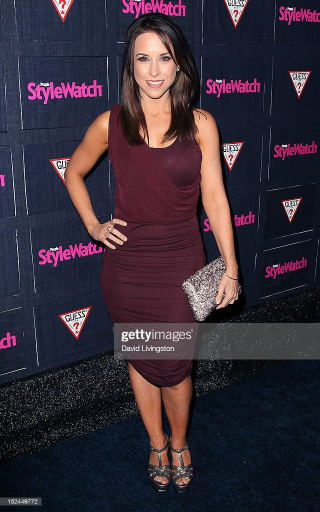 Actress Lacey Chabert attends the People StyleWatch Denim Party at Palihouse on September 20, 2012 in West Hollywood, California.