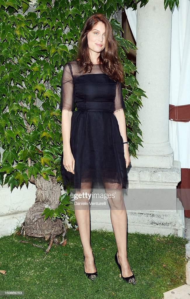Actress Laetitia Casta attends The 69th Venice International Film Festival at Excelsior Hotel on August 28 2012 in Venice Italy
