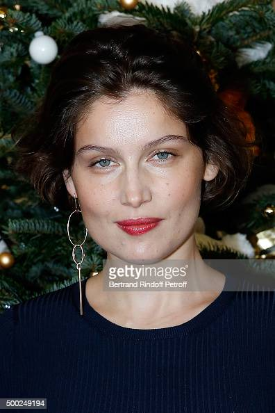Actress Laetitia Casta attends the 'Reves D'Enfant' Charity Gala at Opera Bastille on December 6 2015 in Paris France