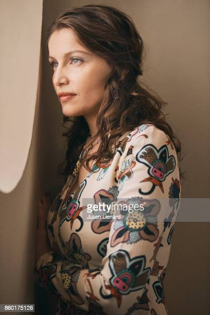 Actress Laetitia Casta is photographed for Self Assignment on May 22 2017 in Cannes France