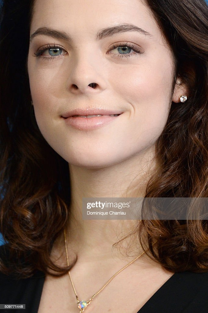 Actress Laetitia Isambert-Denis attends the 'Boris without Beatrice' (Boris sans Beatrice) photo call during the 66th Berlinale International Film Festival Berlin at Grand Hyatt Hotel on February 12, 2016 in Berlin, Germany.