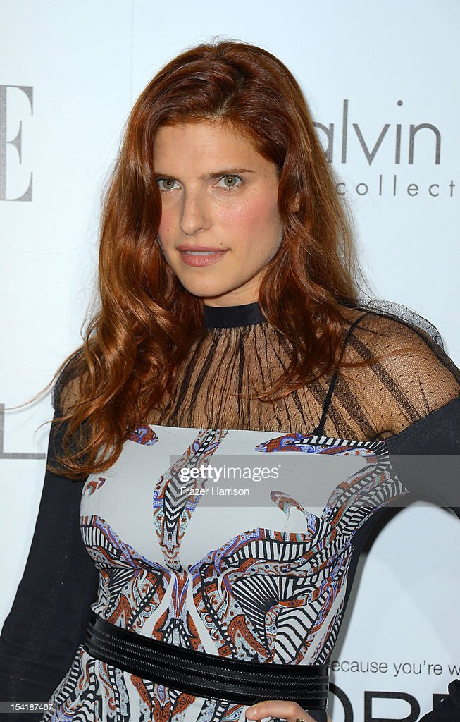 Actress Lake Bell arrives at ELLE's 19th Annual Women In Hollywood Celebration at the Four Seasons Hotel on October 15, 2012 in Beverly Hills, California.