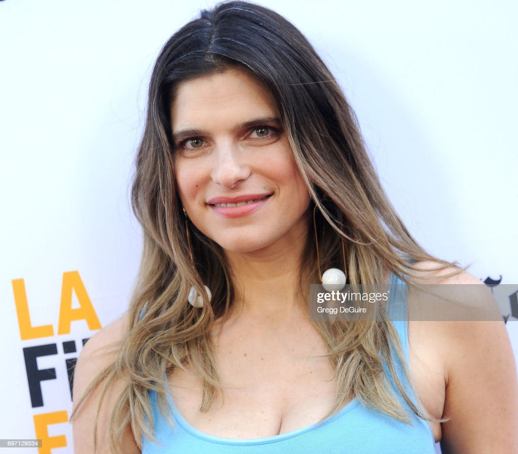 Actress Lake Bell arrives at the 2017 Los Angeles Film Festival - Gala Screening Of 'Shot Caller' at Arclight Cinemas Culver City on June 17, 2017 in Culver City, California.