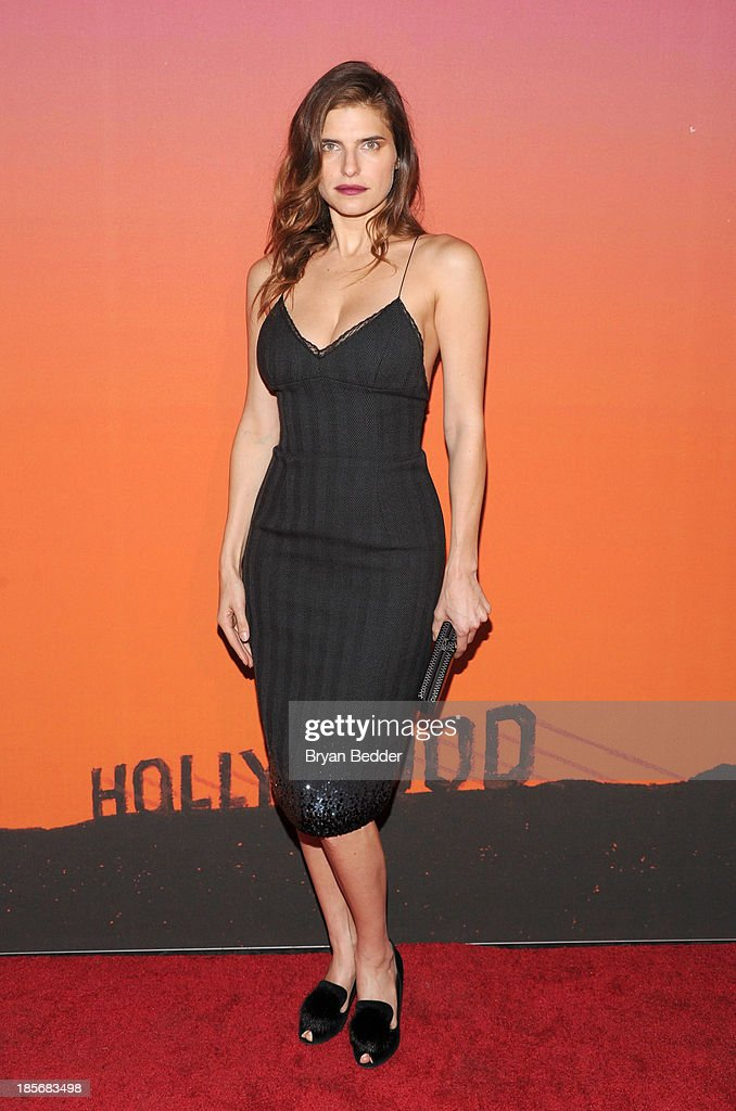 Actress <a gi-track='captionPersonalityLinkClicked' href=/galleries/search?phrase=Lake+Bell&family=editorial&specificpeople=209336 ng-click='$event.stopPropagation()'>Lake Bell</a> arrives for the Whitney Museum of American Art Gala & Studio Party 2013 Supported By Louis Vuitton at Skylight at Moynihan Station on October 23, 2013 in New York City.