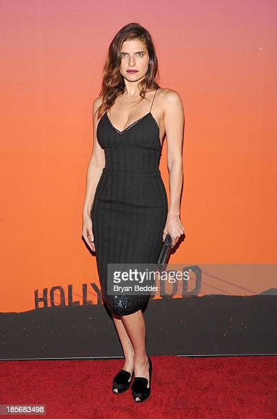 Actress Lake Bell arrives for the Whitney Museum of American Art Gala Studio Party 2013 Supported By Louis Vuitton at Skylight at Moynihan Station on...