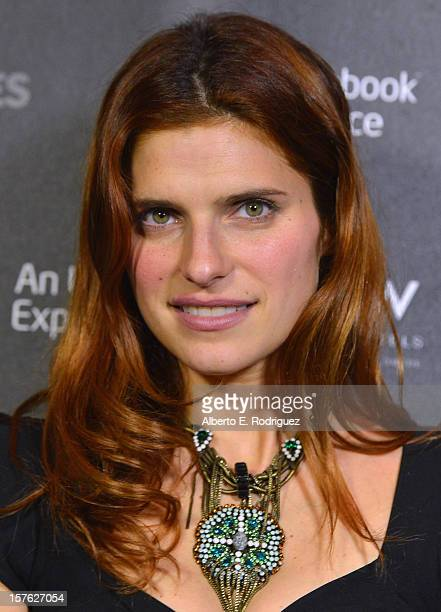 Actress Lake Bell arrives to the after party for the premiere of 'Four Stories' at The W Hotel on December 4 2012 in Westwood California