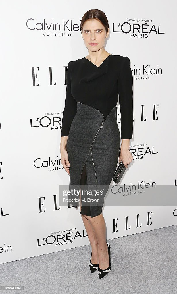 Actress <a gi-track='captionPersonalityLinkClicked' href=/galleries/search?phrase=Lake+Bell&family=editorial&specificpeople=209336 ng-click='$event.stopPropagation()'>Lake Bell</a> attends ELLE's 20th Annual Women in Hollywood Celebration at the Four Seasons Hotel Los Angeles at Beverly Hills on October 21, 2013 in Beverly Hills, California.