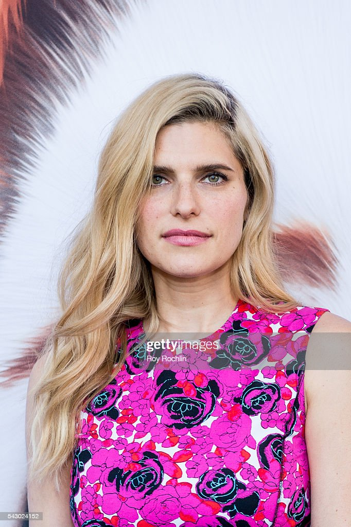 Actress Lake Bell attends 'Secret Life Of Pets' New York Premiere on June 25, 2016 in New York City.