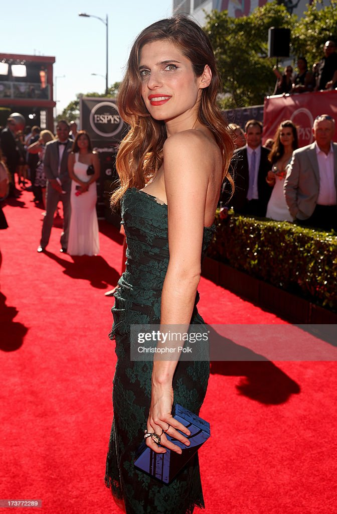 Actress Lake Bell attends The 2013 ESPY Awards at Nokia Theatre L.A. Live on July 17, 2013 in Los Angeles, California.