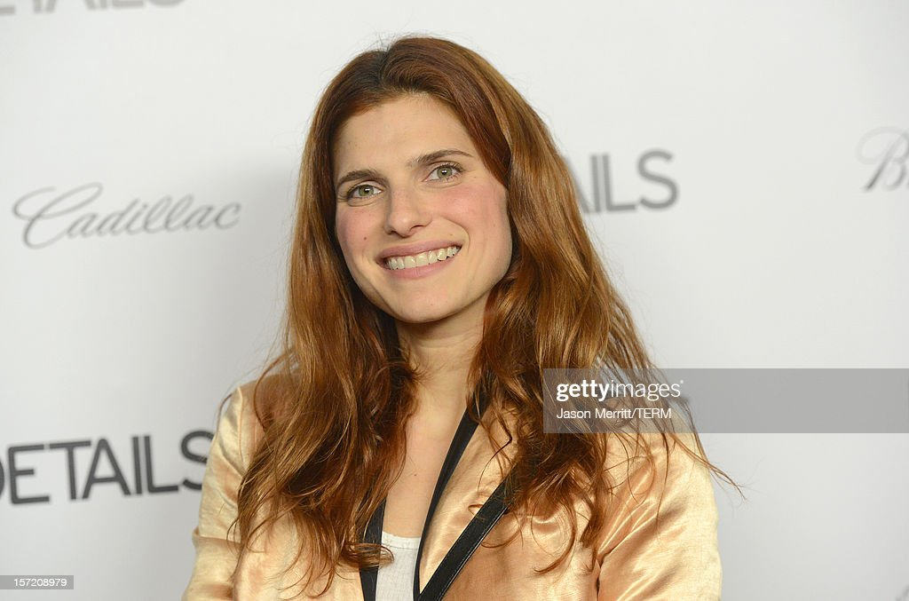 Actress Lake Bell attends the DETAILS Hollywood Mavericks Party held at Soho House on November 29, 2012 in West Hollywood, California.